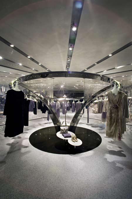 服装专卖店设计