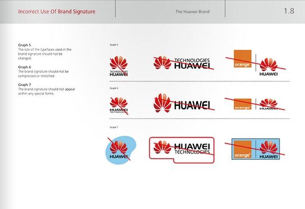 VI设计,VI手册,华为VI设计,品牌形象设计,logo设计,标识系统设计,科技公司VI设计