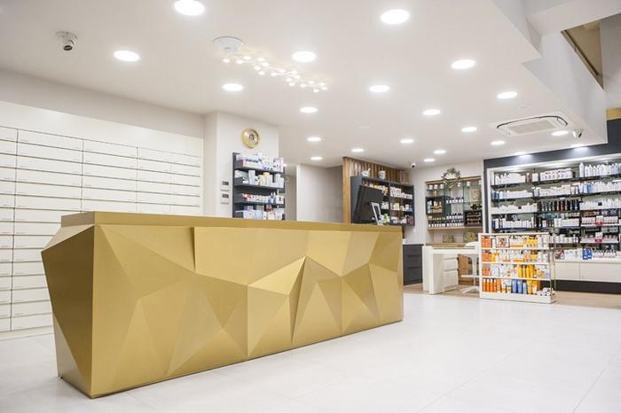 药店设计,药房设计,药铺设计,医疗用品店面设计,连锁药店设计,诊所设计,零售店设计,商业空间设计,药店设计图片,药店设计方案