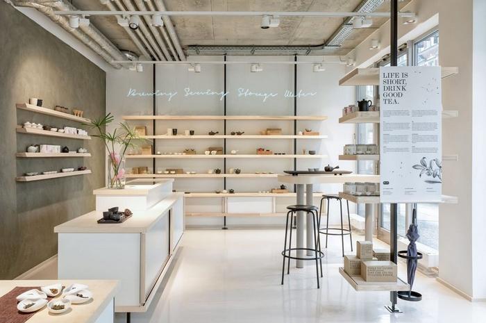 商业空间设计,茶叶包装设计,店铺设计,店面设计,德国设计,茶叶店设计,饮品店设计,茶叶店设计图片,茶叶店设计方案