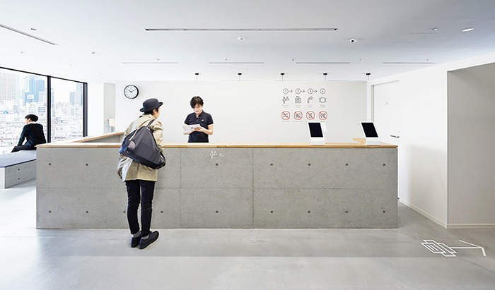 日本东京设计, 旅馆设计, 胶囊旅馆设计, 酒店设计,主题酒店设计,商业空间设计,酒店设计图片,酒店设计方案