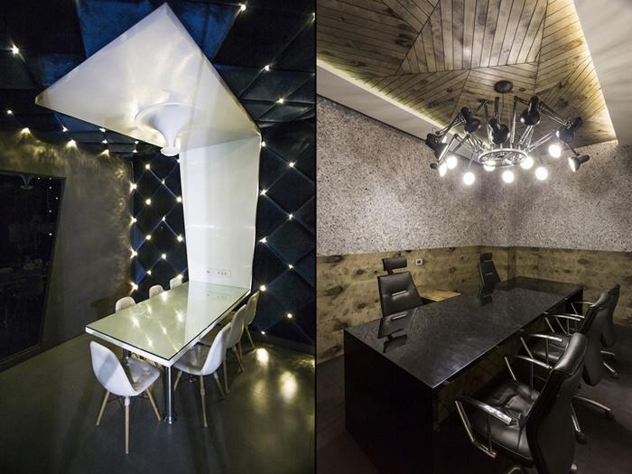 灯饰店会议室设计