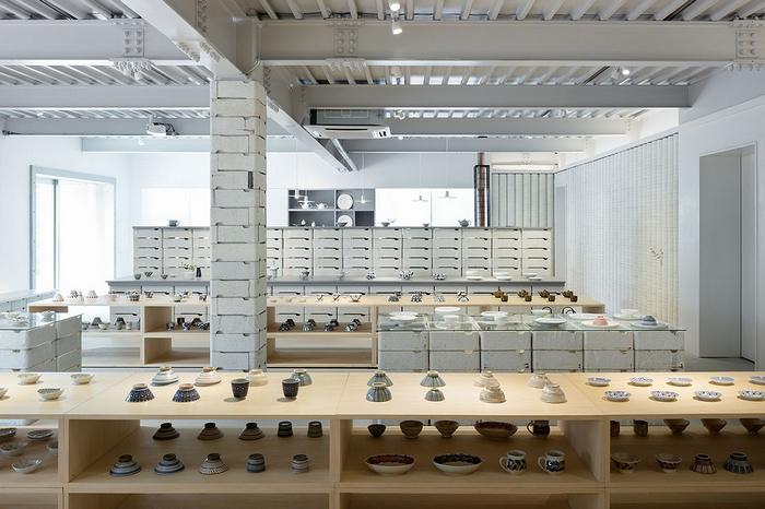 专卖店设计,东京,展厅设计,店面设计,日本设计,瓷器店设计,零售店设计,商业空间设计,瓷器店设计图片,瓷器店设计方案