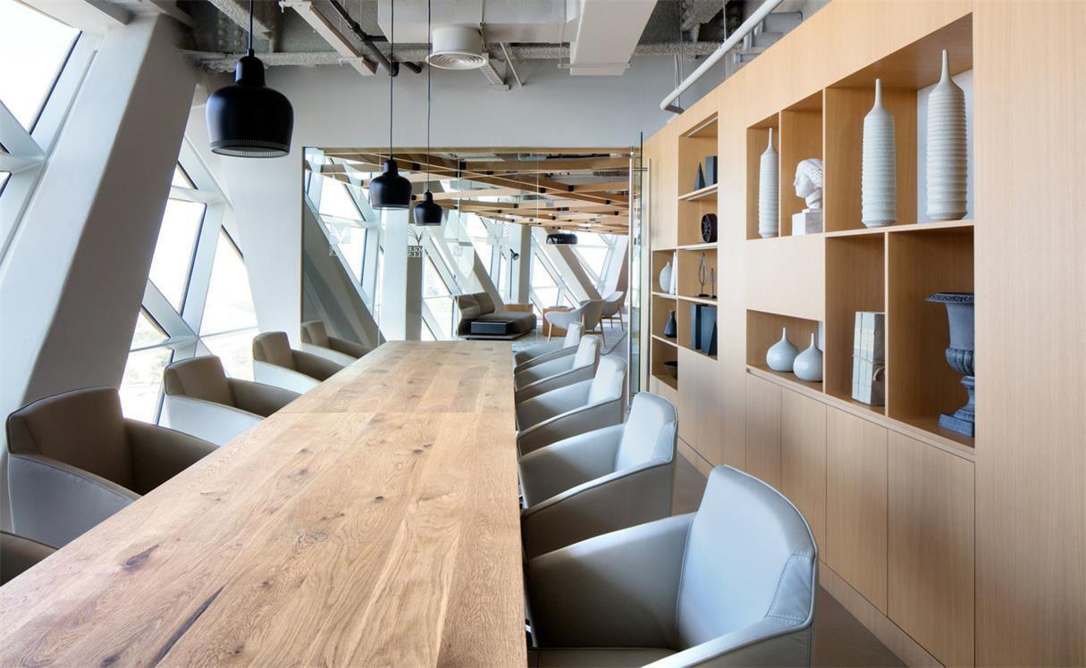 办公室设计,房地产开发商办公室设计,售楼处设计,设计办公室,国外办公空间设计