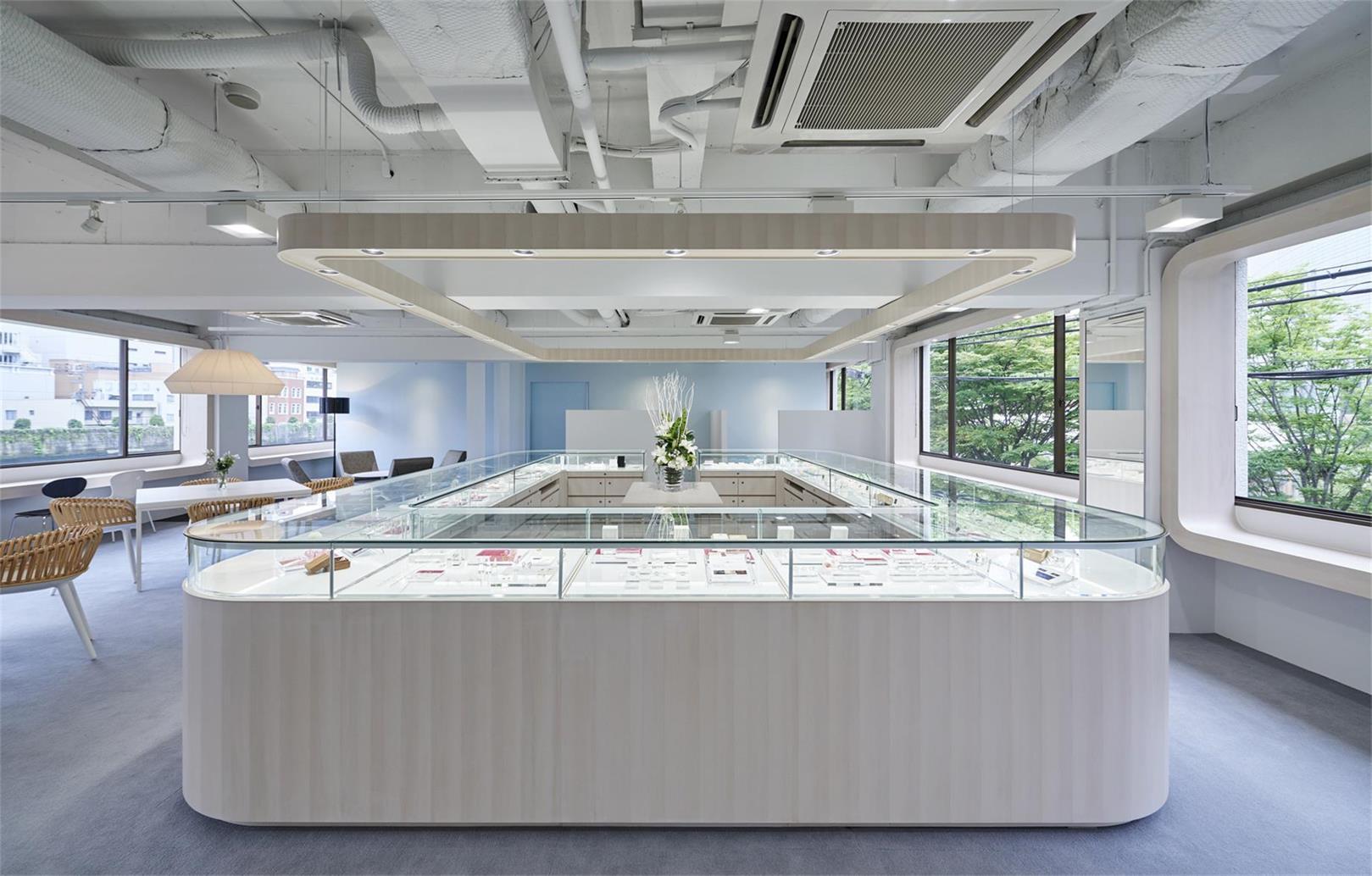 珠宝店设计, 首饰店设计, 咖啡厅设计, 珠宝店装修图片, 珠宝店设计效果图,珠宝店设计理念,商业空间设计,店铺设计