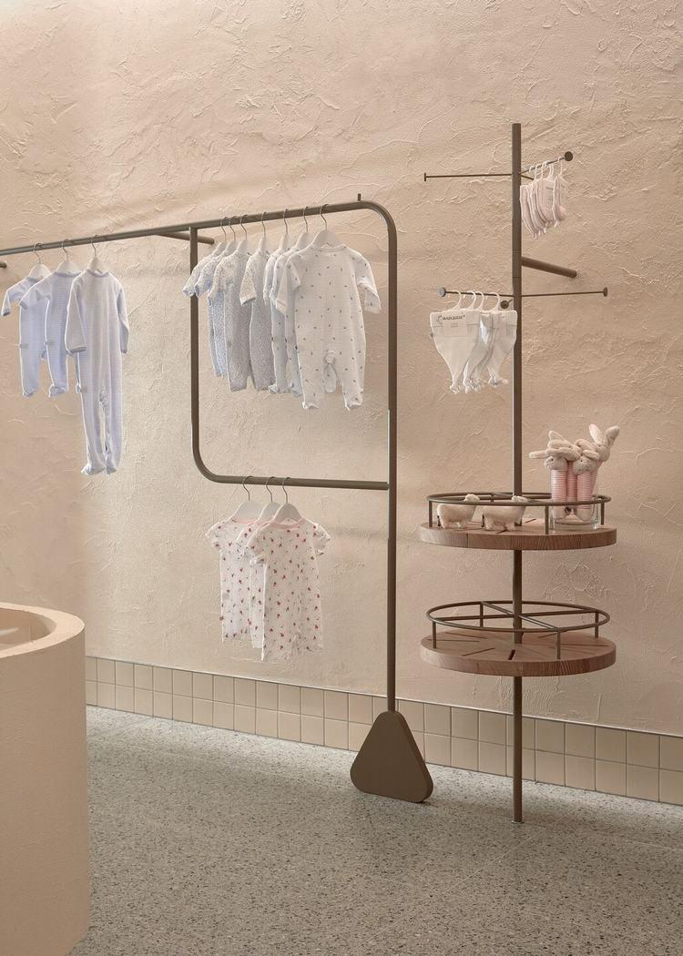 婴幼儿服装店设计,童装店设计,服装店设计,连锁店设计,专卖店设计,旗舰店设计,精品店设计,服装店设计图片,服装店设计案例