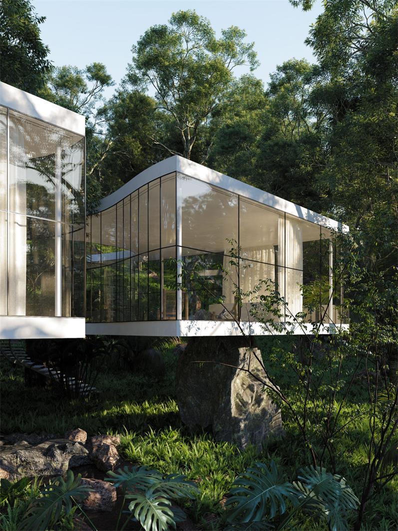 别墅设计,豪宅设计,国外住宅设计,巴西设计,高端住宅设计,别墅建筑设计,高档别墅设计,别墅设计图片,别墅设计案例