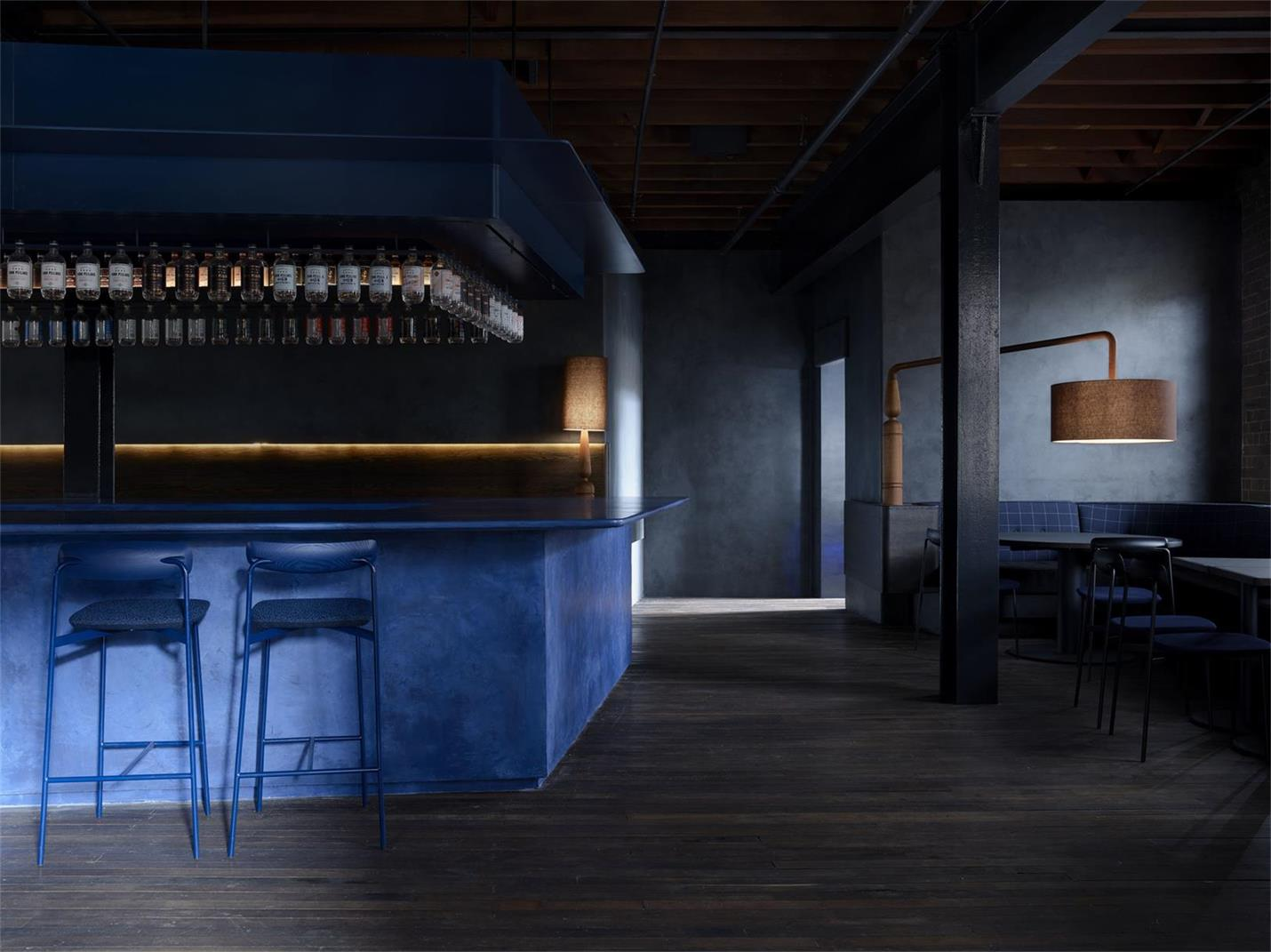 酒吧前台设计