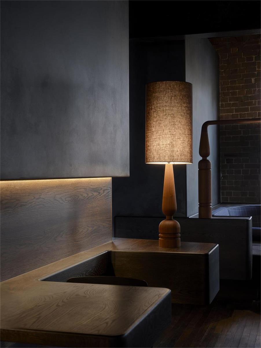 二楼酒吧灯光设计细节
