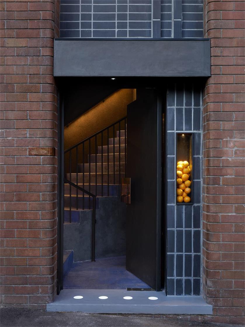 酒吧大门设计
