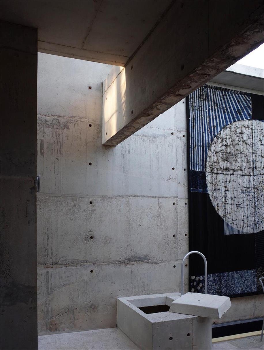 民宿庭院墙面设计