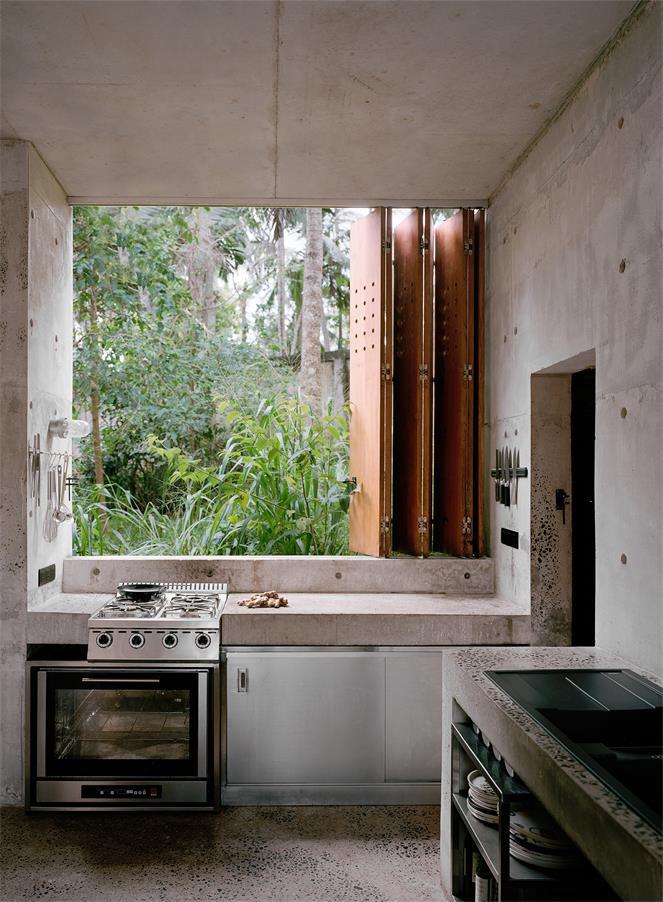 民宿公共厨房设计
