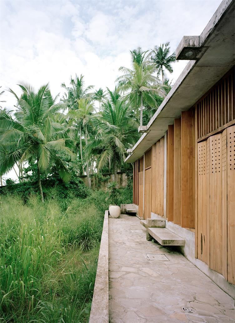 民宿后庭设计