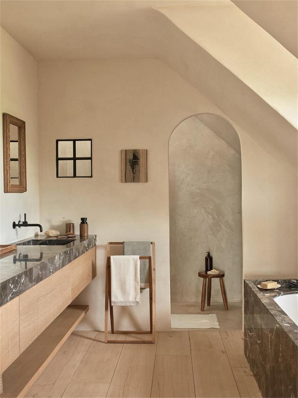 极简豪宅卫生间设计
