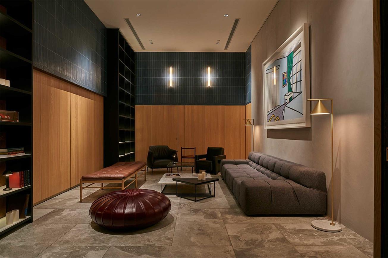 酒吧私人休息室设计
