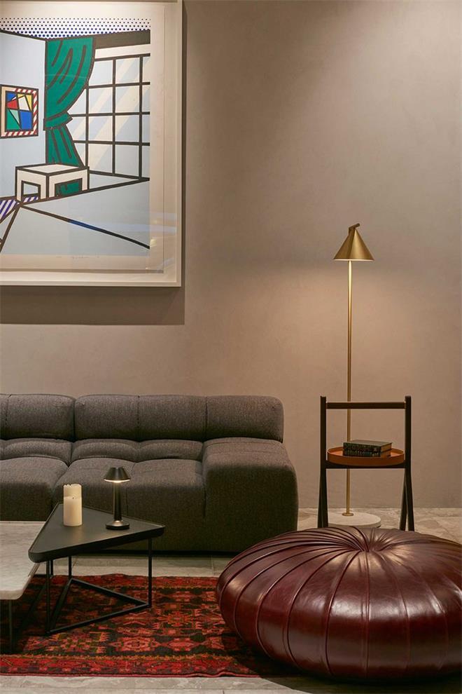 酒吧私人休息室软装设计