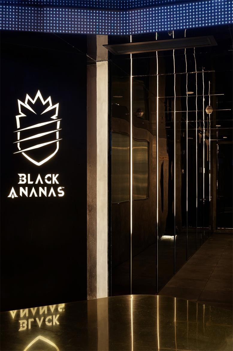 电竞餐厅入门处logo设计