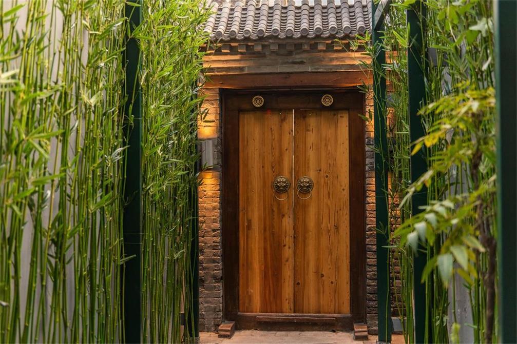 展厅入户门设计