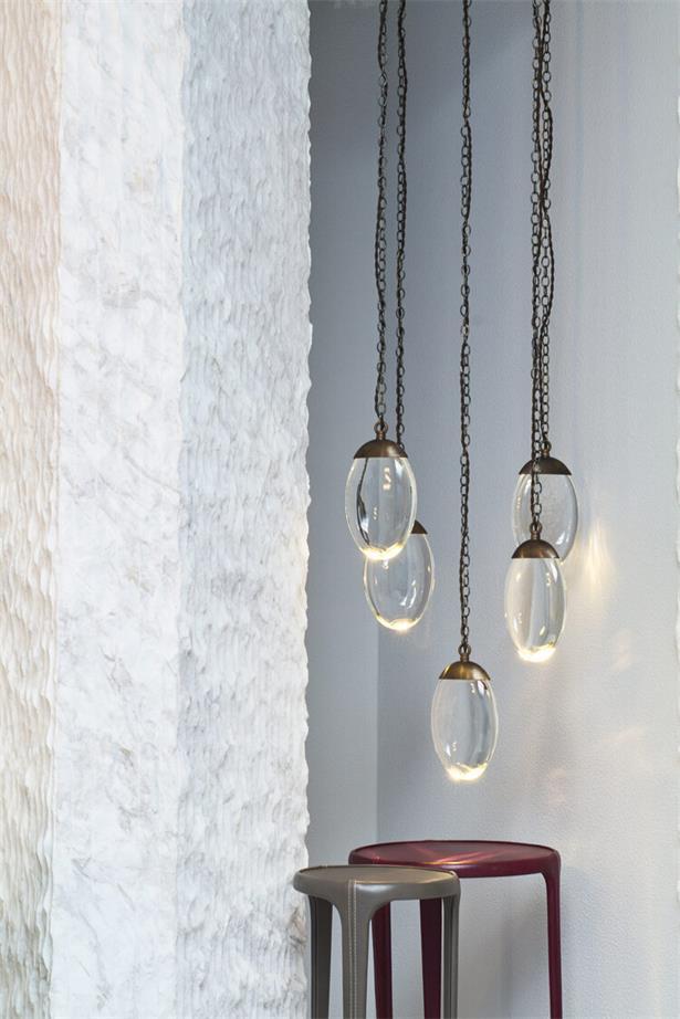 展厅灯具设计