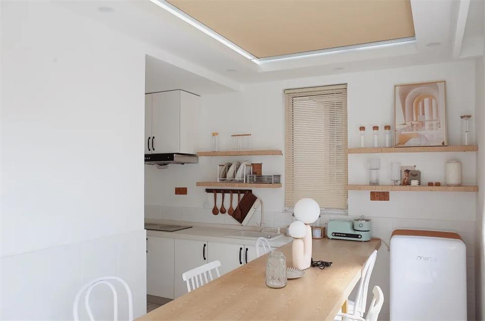 民宿内部厨房设计
