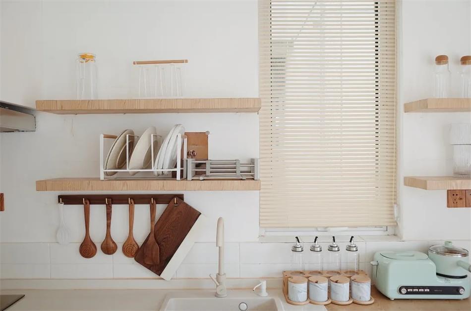 民宿内部厨房软装搭配
