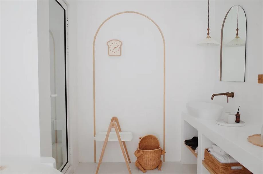 民宿内部卫生间设计