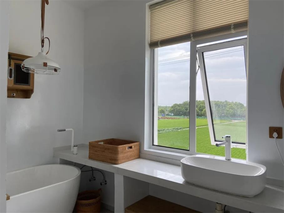 民宿卧室卫生间设计