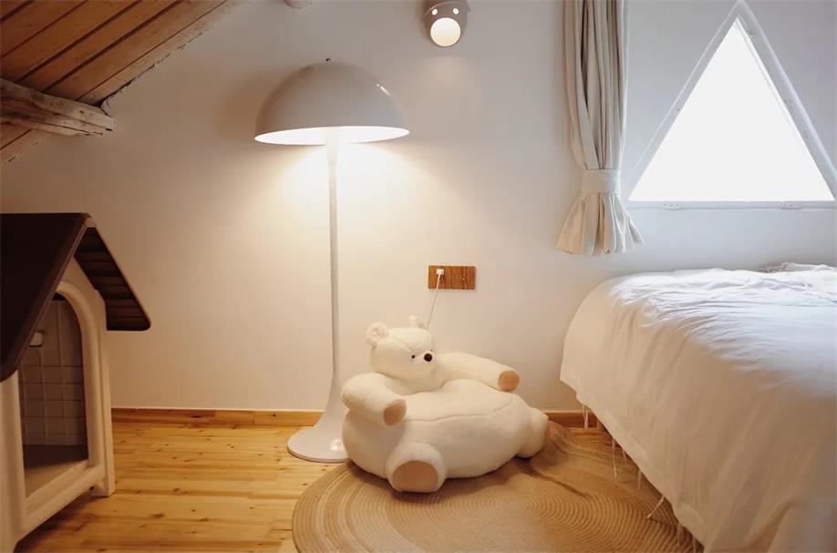 民宿阁楼卧室设计