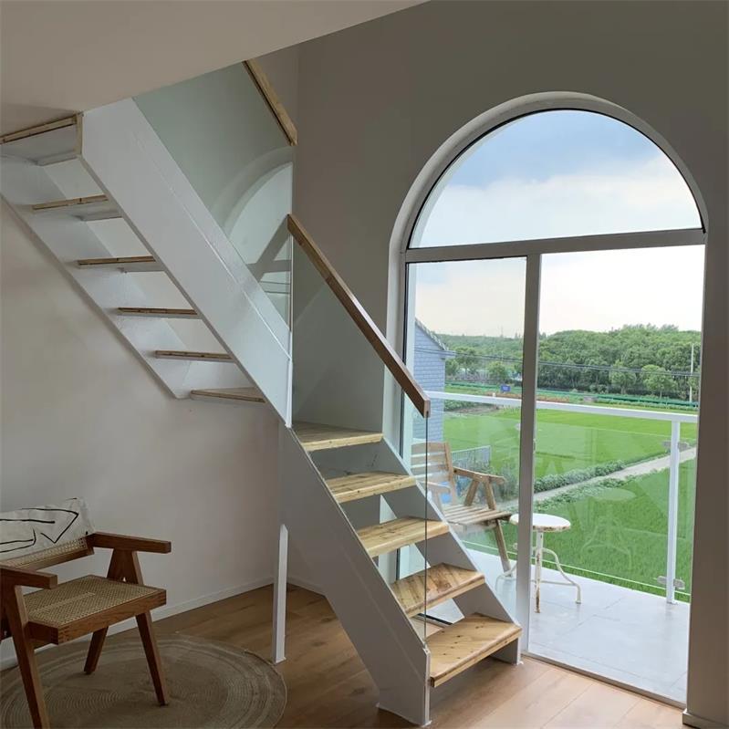 民宿loft双层住房设计
