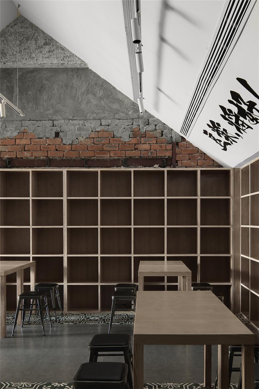 豆浆店设计