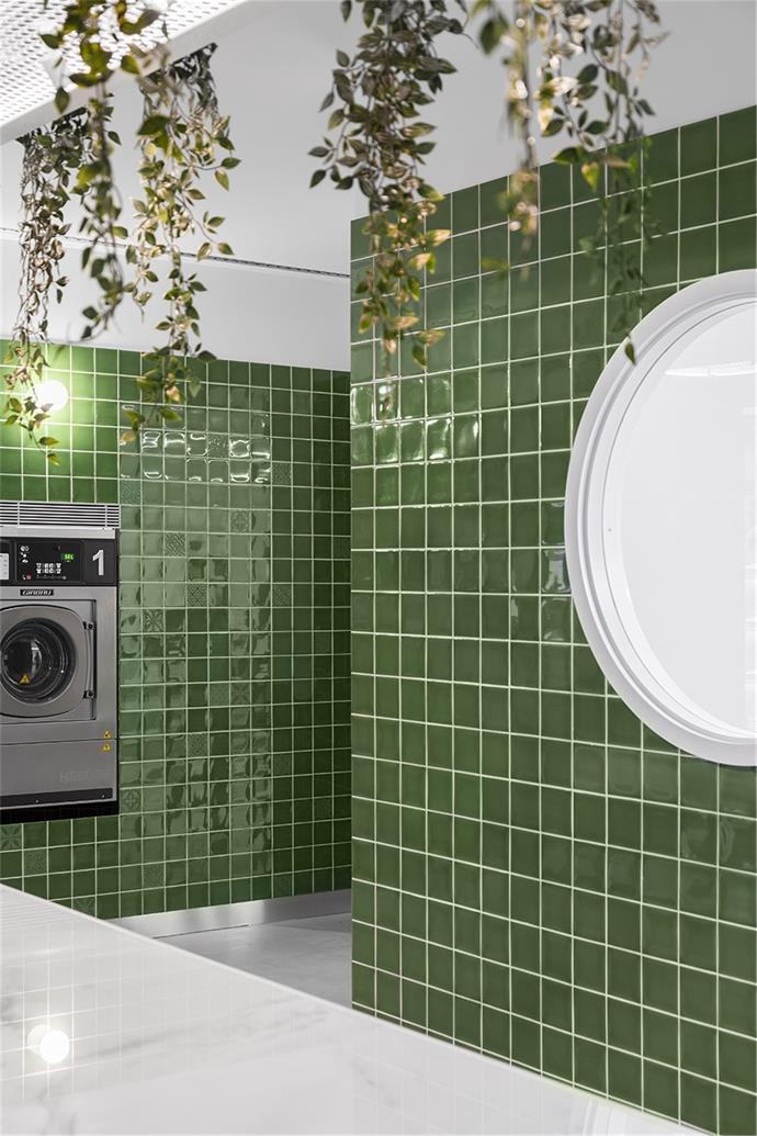 洗衣店设计