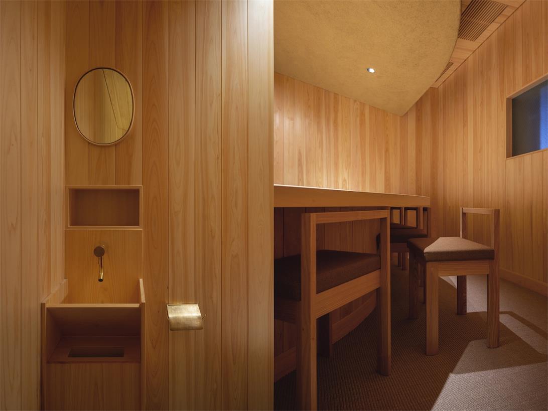 寿司店用餐区设计