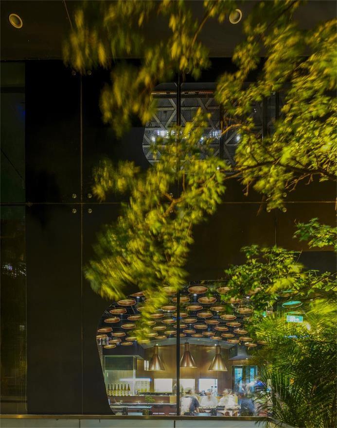 餐厅外立面设计