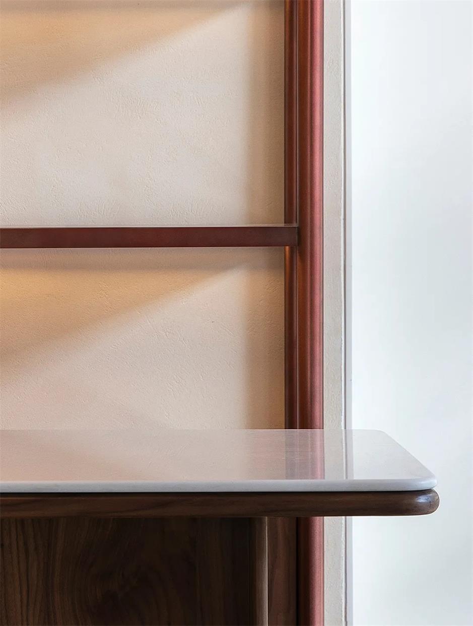 茶文化空间家具设计细节