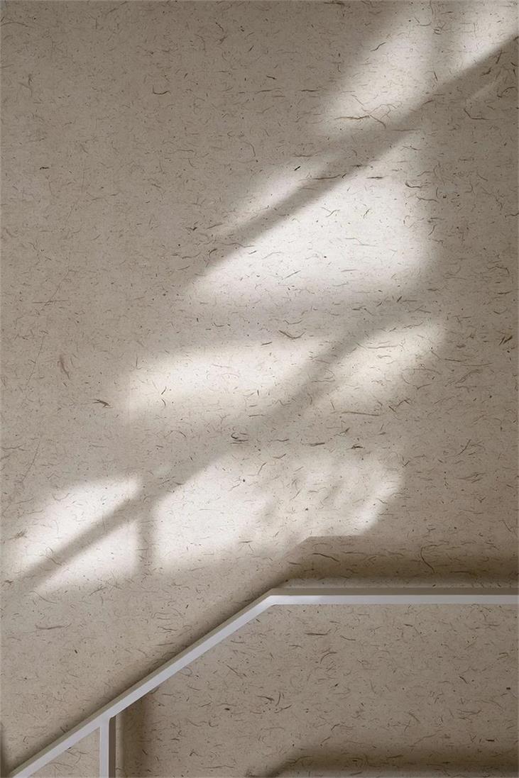 茶文化空间楼梯设计