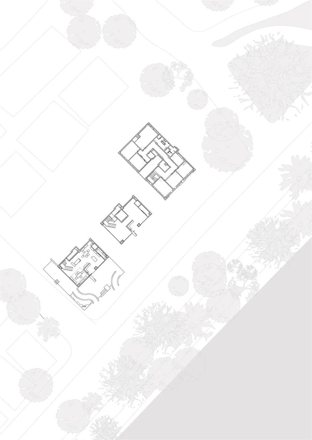 茶文化空间平面图