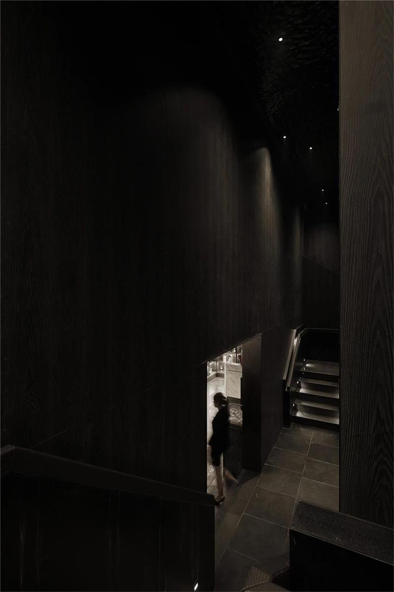 KTV楼梯设计