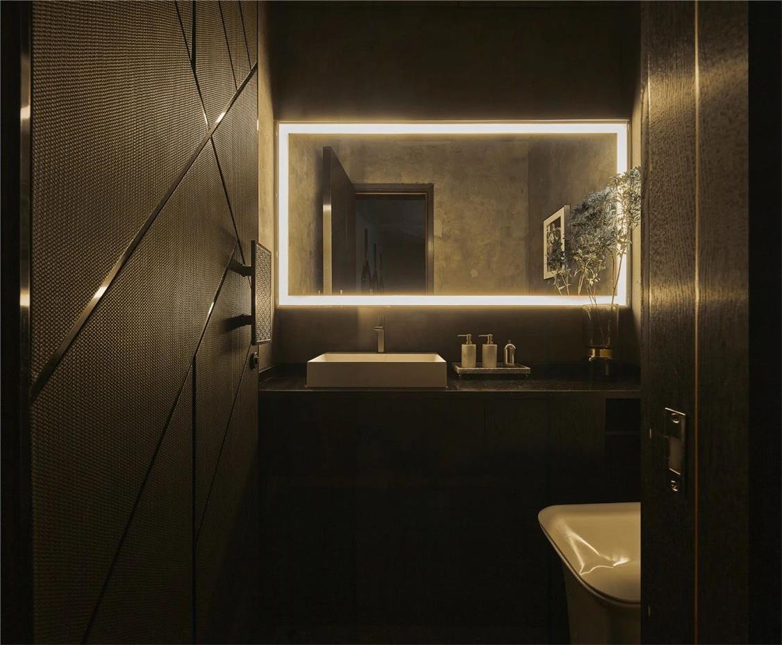 KTV卫生间设计