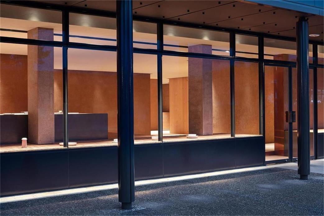 瓷器店门头设计