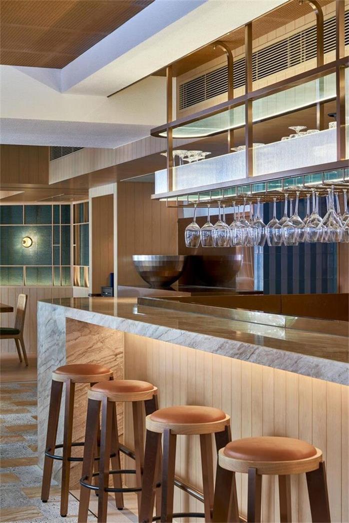 韩式料理餐厅设计