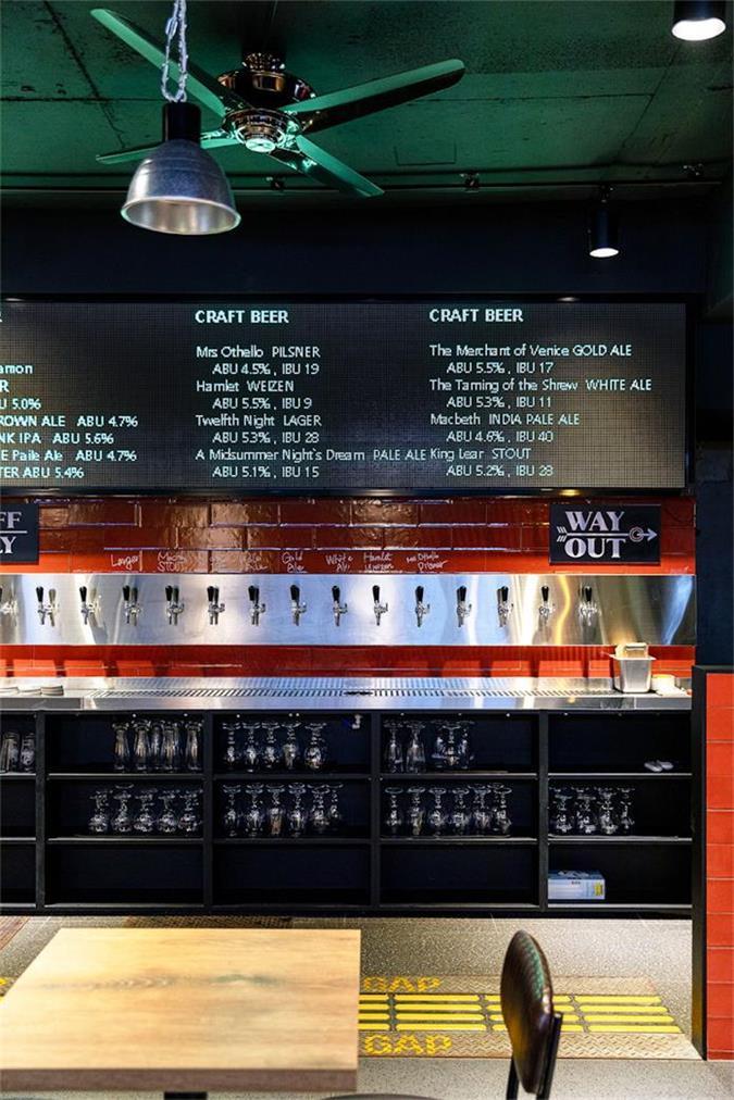 啤酒吧设计细节