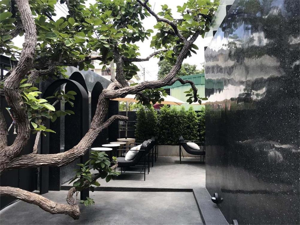 咖啡厅室外露台设计