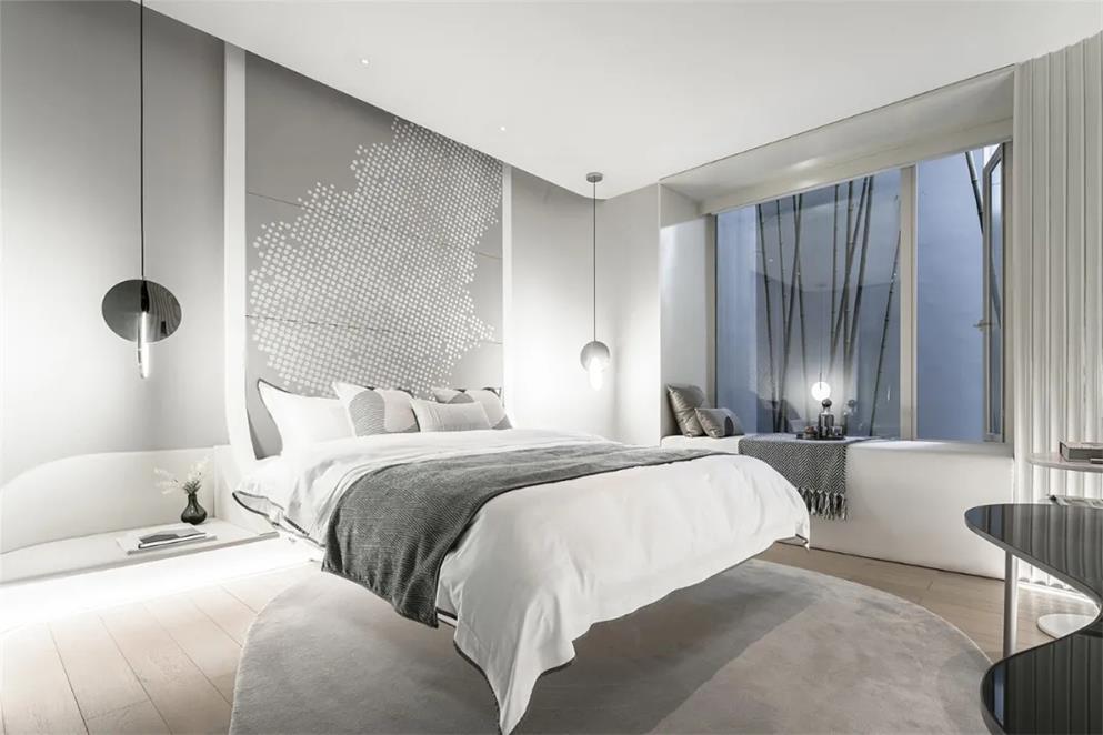 样板房卧室设计