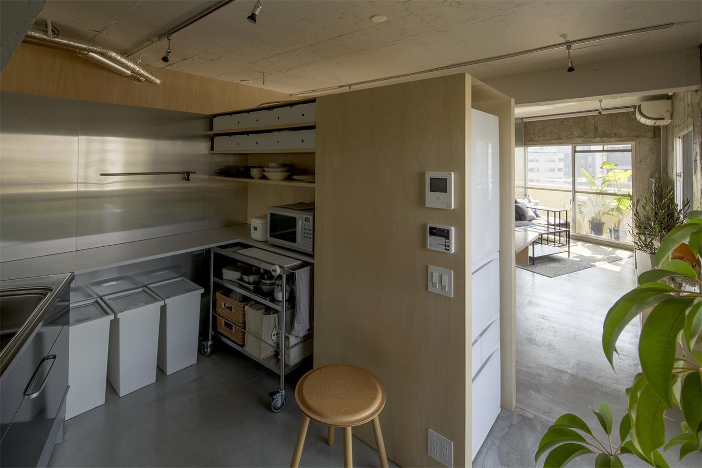 家装开放式厨房设计