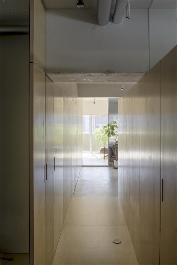 家装入门玄关柜体设计
