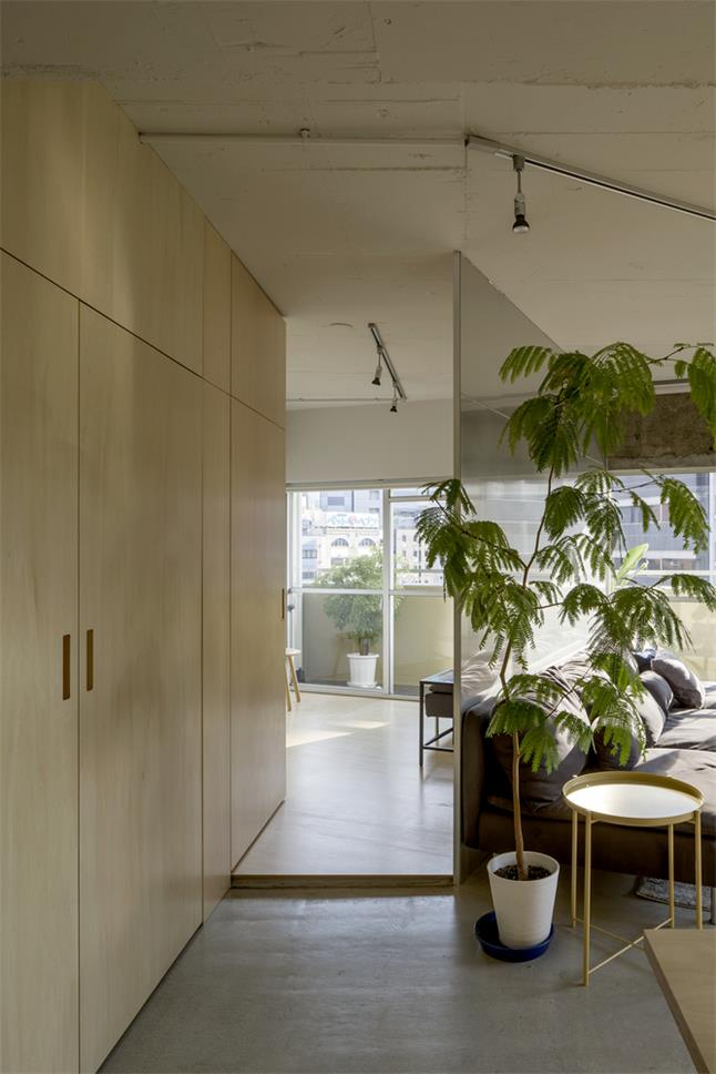 家装次卧隐形门设计