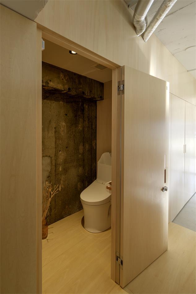 家装主卧卫生间设计