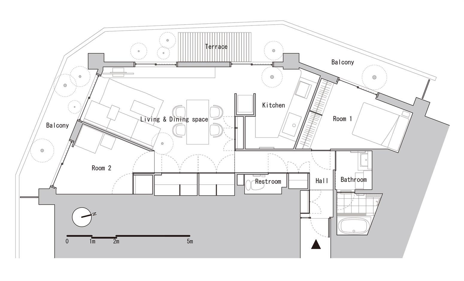 家装平面方案设计