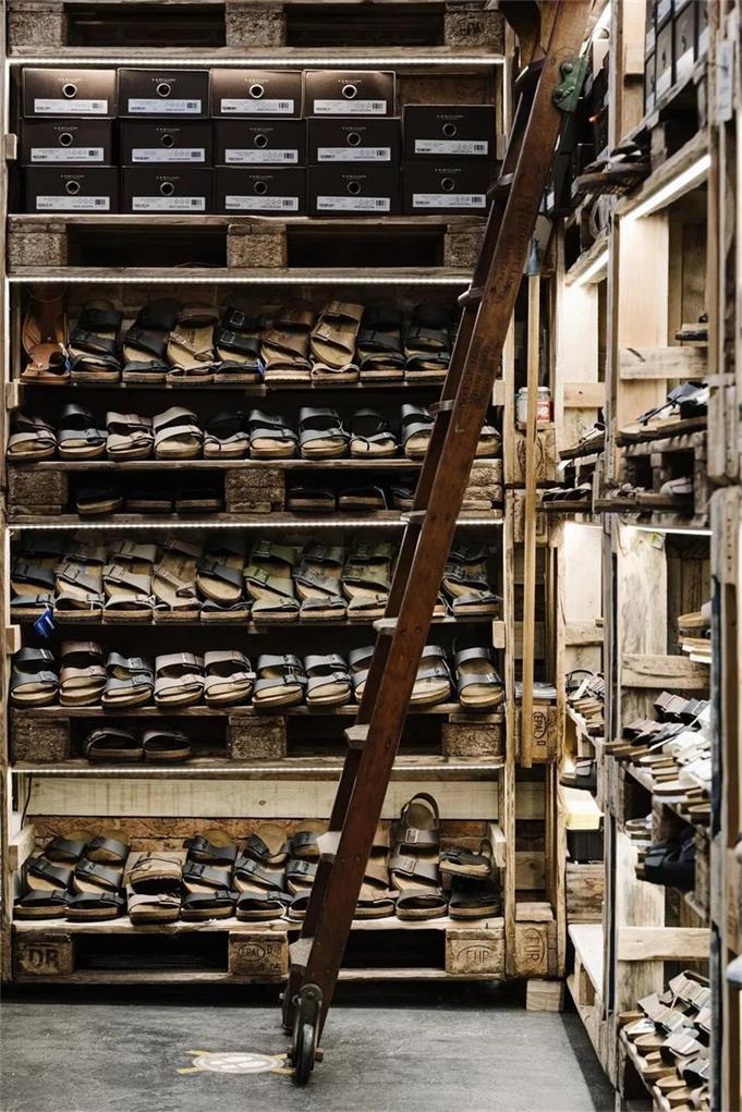皮鞋店设计