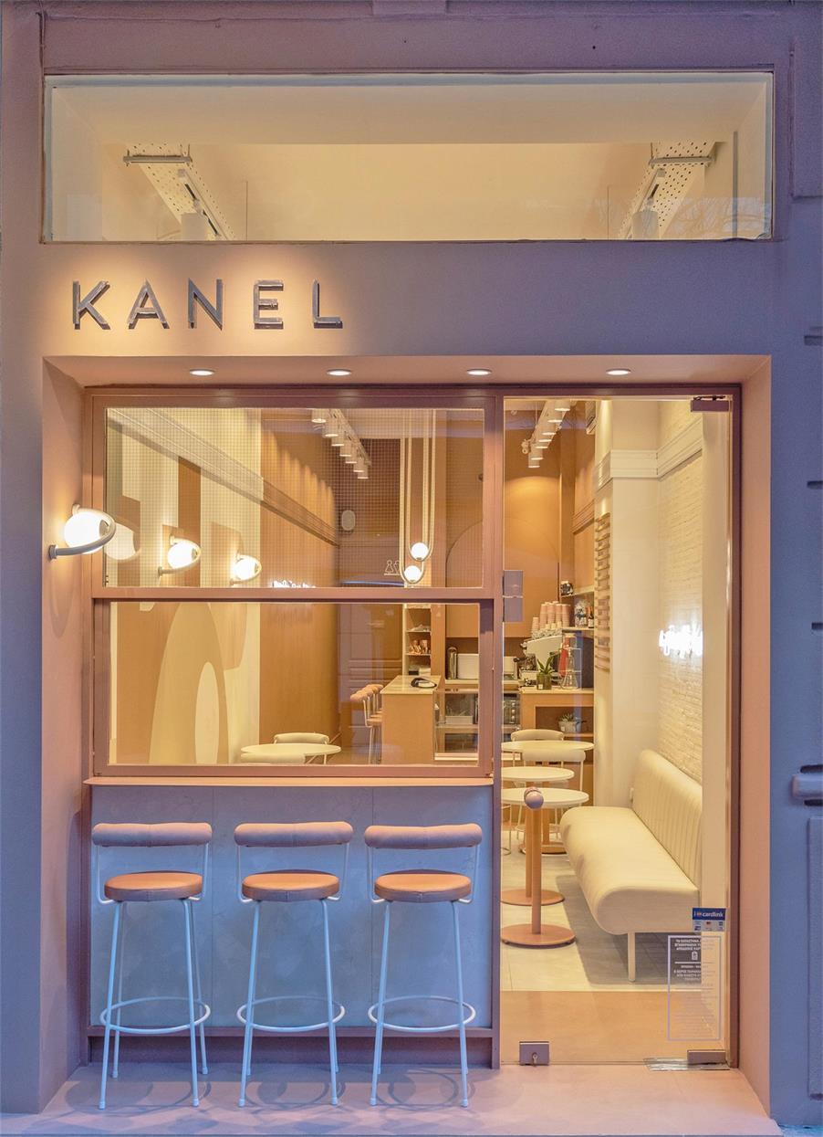 小型面包店设计